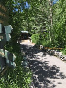Pathways at Sundance Resort