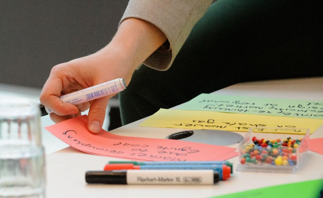 Hvordan opleves det at være deltager i en workshop?