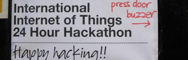 Indlægget handler om to typiske problemer ved hackathons.