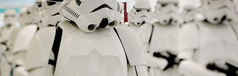 George Lucas forstår at arbejde med spændingen i sine film.