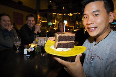 Eric Cheng Birthday