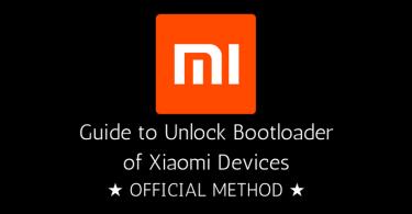 How to Unlock Xiaomi Smartphone Bootloader
