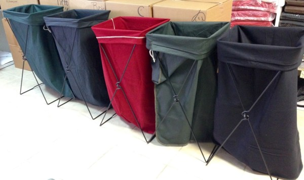 Heavy Duty Laundry Bag + Stand