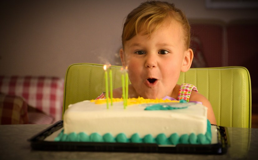Birthdays And The Passage Of Time