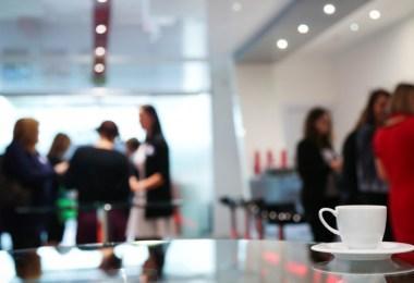 Jobmesse_Kaffeepause