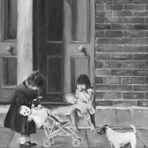 Girls-and-their-dolls