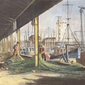 022-North Shields Fish Quay