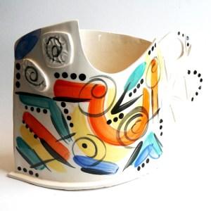 Varie Freyne abstract vase2