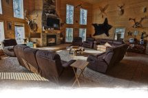 Tower Lodge Outfitting Accommodations