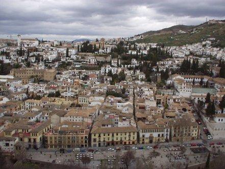 El Albaícin, Granada