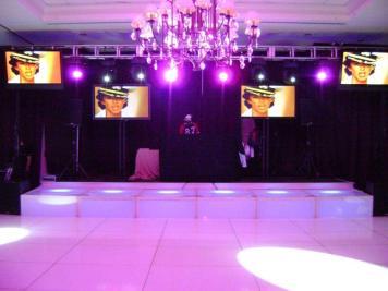 video-screens-on-truss-support-over-dance-floor-rental