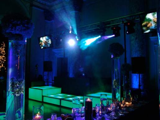 SpotLighting-LED-stage-decks