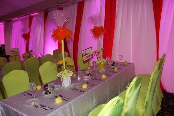 custom event decor