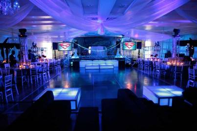 black-dance-floor-rental-bat-mitzvah