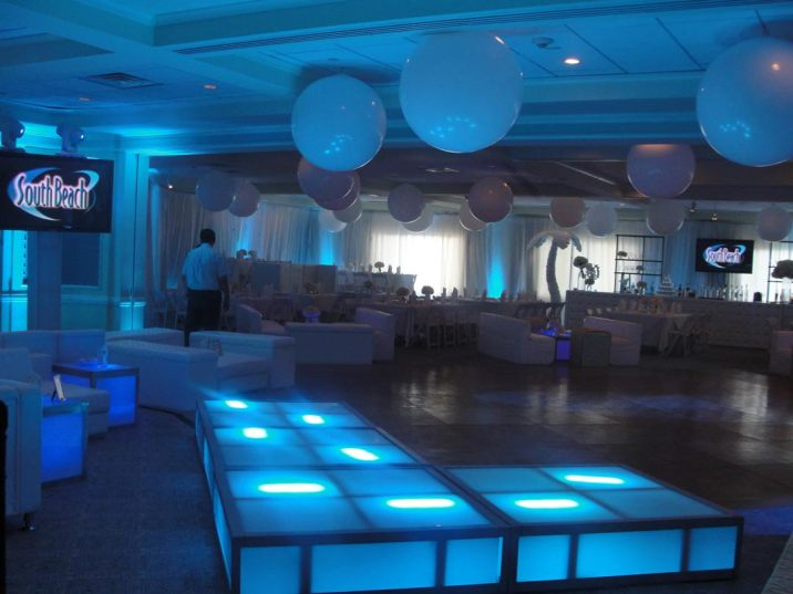 LED-Stage-Decks-and-White-orb-props