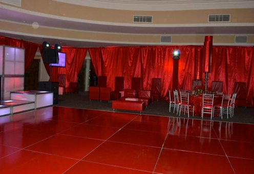 Remis-bat-mitzvah-with-red-dance-floor-red-furniture-and-red-draping