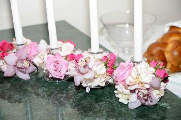 bat-mitzvah-candle-centerpieces