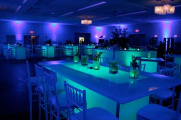 blue-mitzvah-illuminated-community-tables-with-tall-bar-chairs