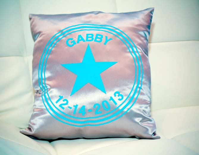 mitvah-for-gabby-customized-satin-pillow-with-star-logo