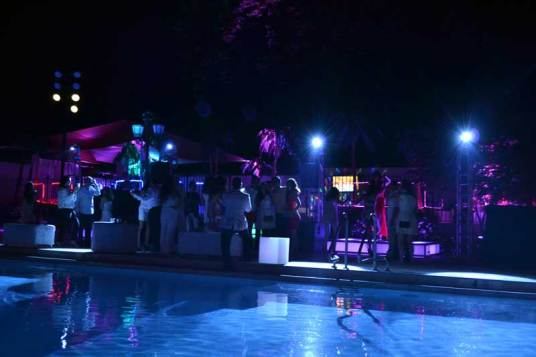 Country-Club-Event-Production-Truss-Lighting-and-LED-Stage-Decks