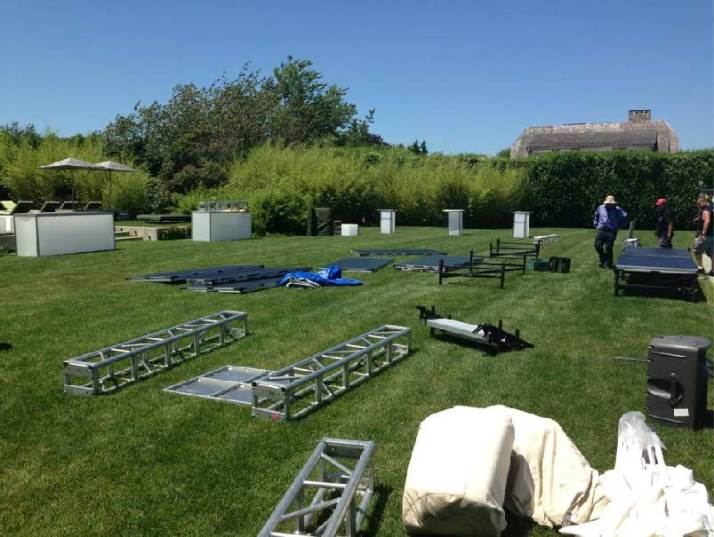 Event-Production-Setting-Up-Outside