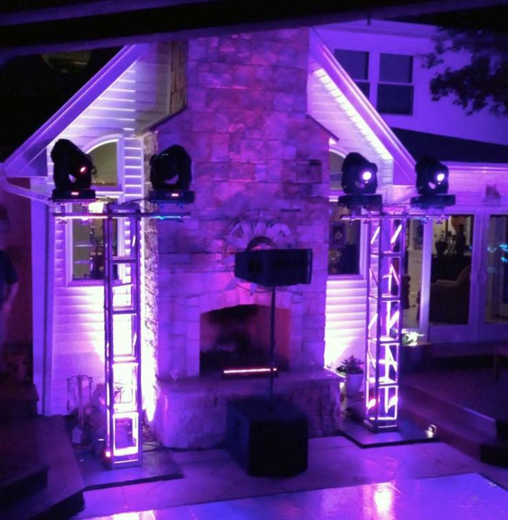 Graduation-Event-Production-Outdoor-Lighting