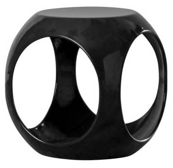 Modern-table-black