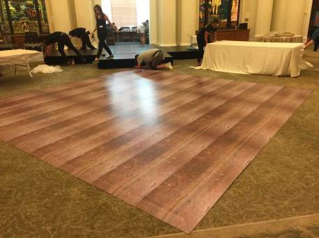 Wood-dance-floor-rental