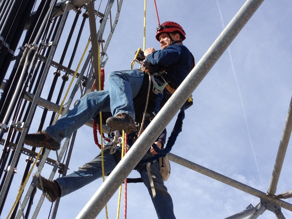 Cell Tower safety tower safety courses