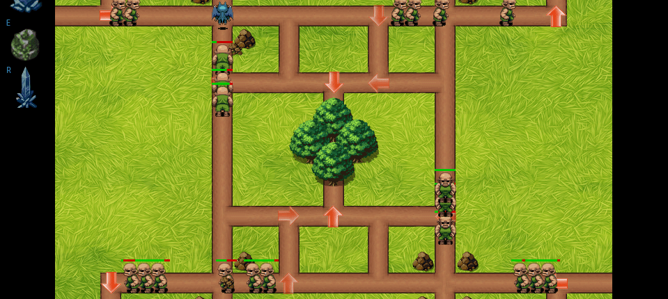 multiplayer tower defense tower