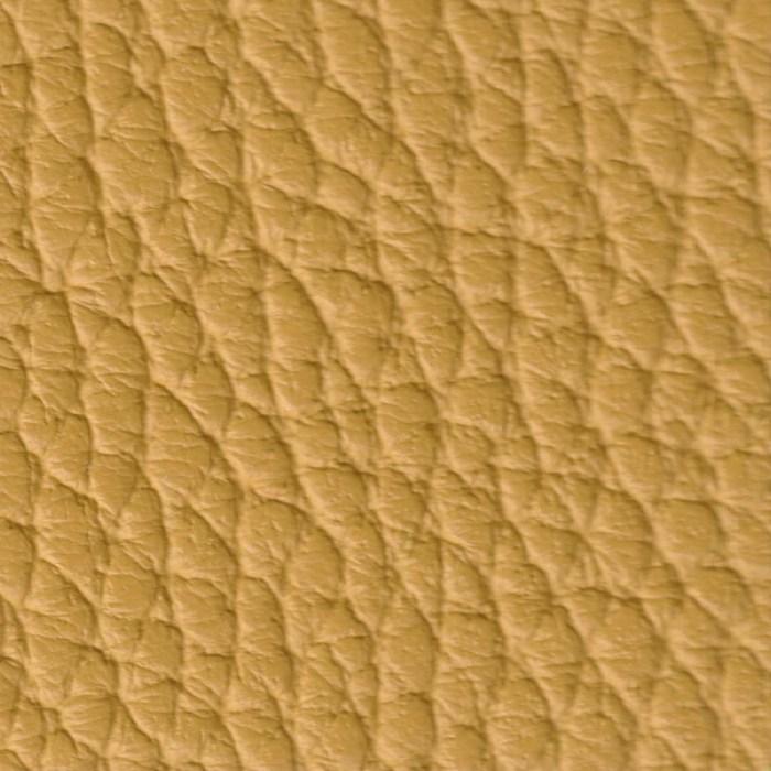 Cuir Grainé - Ocre Ananas