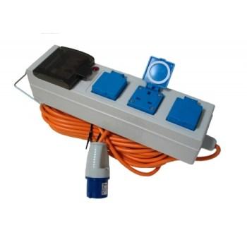 Mobile Mains Unit