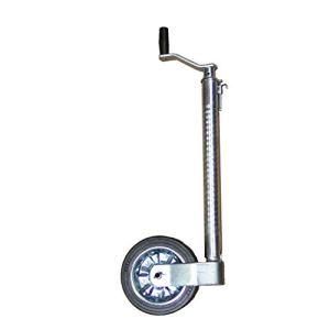 48mm Ribbed Jockey Wheel