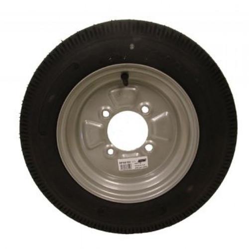 400x10 Wheel & Tyre