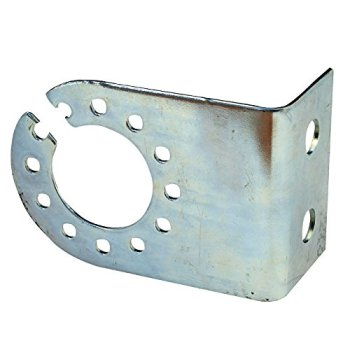 Angled Steel Mount Plate