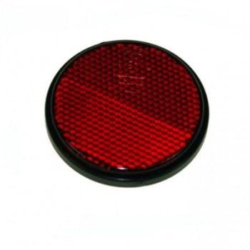 Round Red Reflector