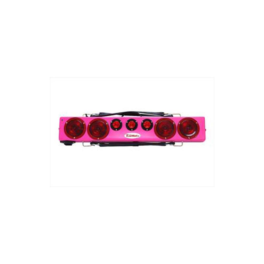 medium resolution of towmate 36 pink heavy duty wireless tow light