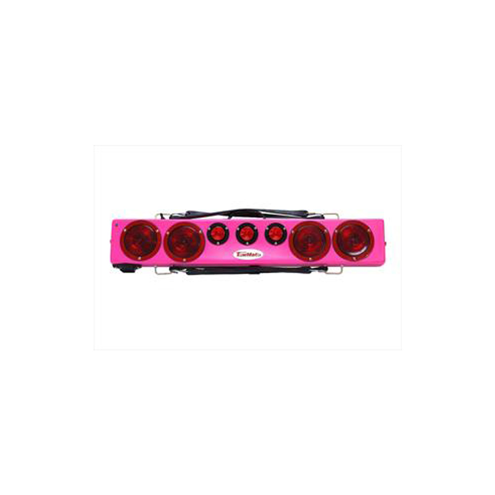 hight resolution of towmate 36 pink heavy duty wireless tow light