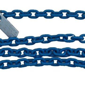 Chain Assemblies w/Grab Hook on One End & Sling Hook on the Other