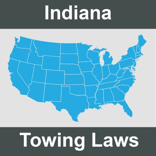 Indiana Towing Laws