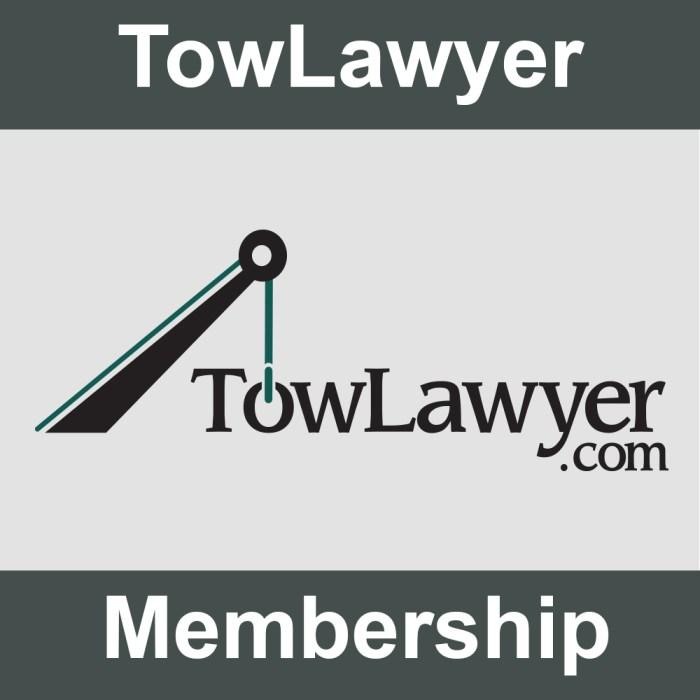 TowLawyer Membership