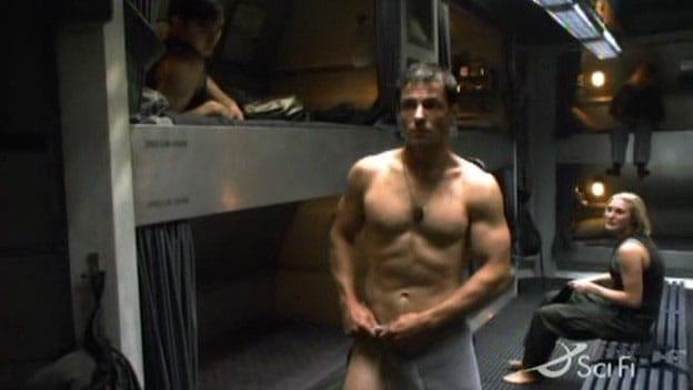 Battlestar Galactica Gay 104