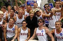 Hillarygays