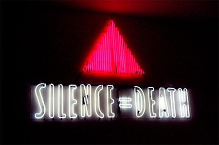Silenceequalsdeathneon