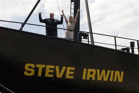 Steveirwinship