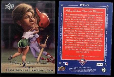 Hillarybaseballcard