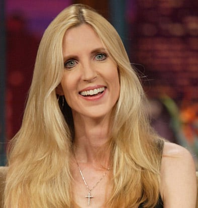 Ann Coulter: 'I'm the Victim of a Hate Crime' - Towleroad Gay News