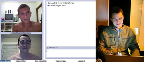Chatroulette Creator Wants to Take the Dirty Fun Out of It