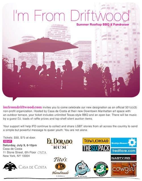 IFD Fundraiser Sponsors