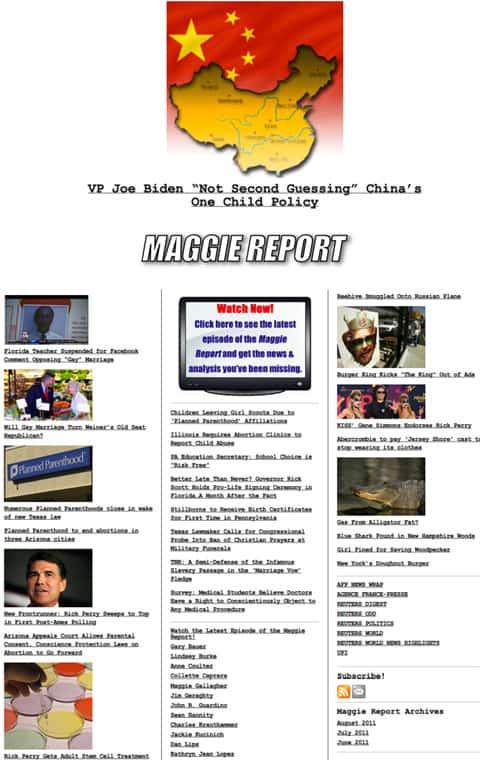 Maggiereport